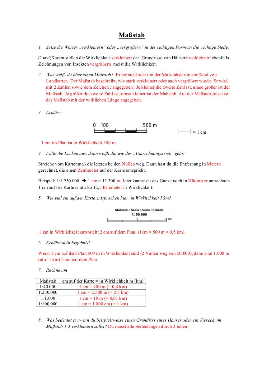 arbeitsblatt vorschule 187 arbeitsbl228tter hsu 4 klasse
